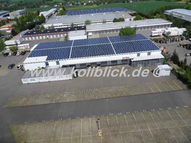Firmengebäude Thyssen-Pleißa 2